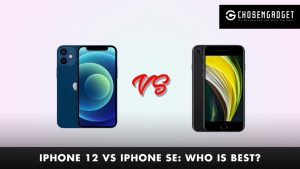 Read more about the article iPhone 12 vs. iPhone SE
