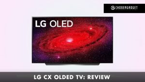 Read more about the article LG CX OLED TV review