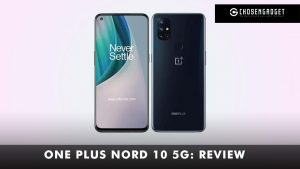 Read more about the article OnePlus Nord N10 5G review
