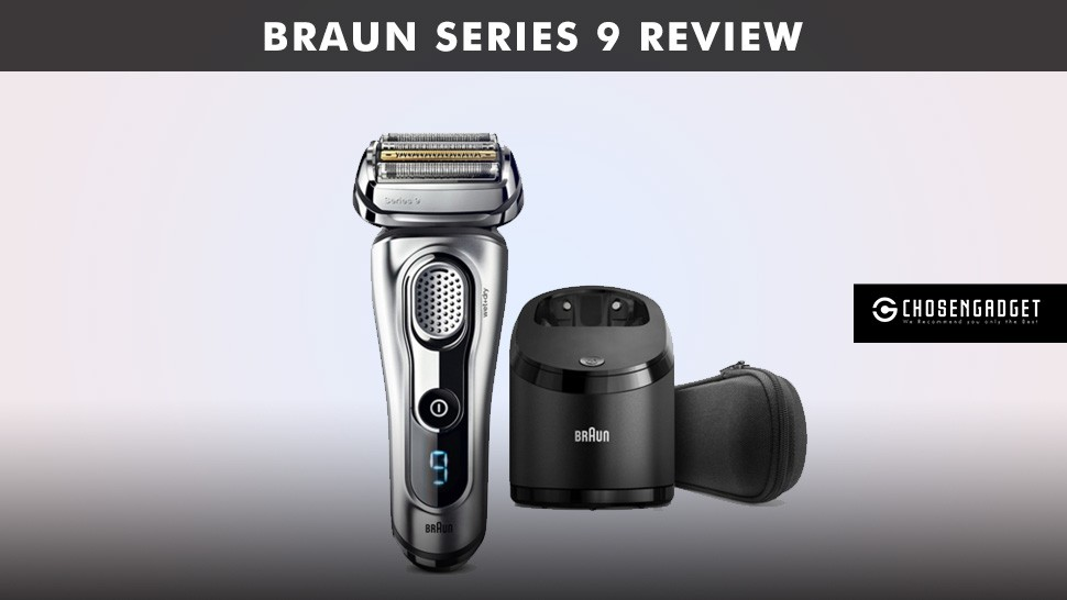 Read more about the article BRAUN SERIES 9 REVIEW