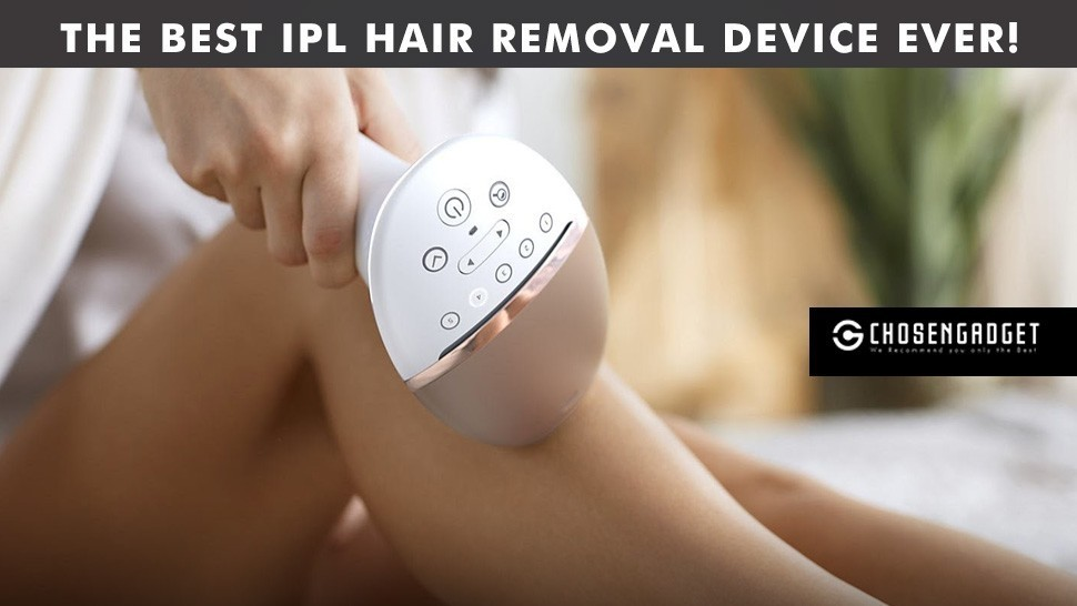 Read more about the article The Best IPL Hair Removal Device