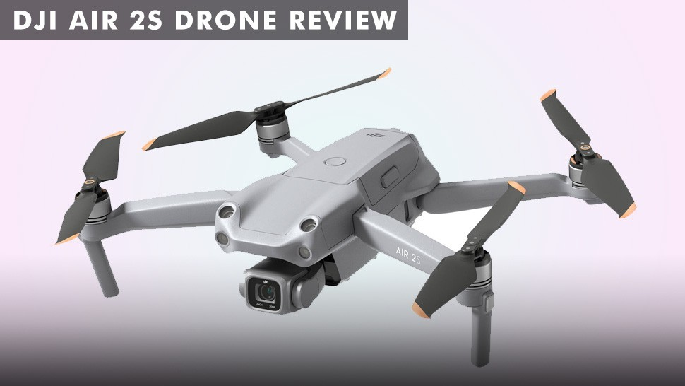 Read more about the article DJI Air 2S drone review