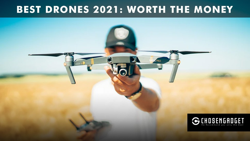 Read more about the article The best drones worth your money 2021