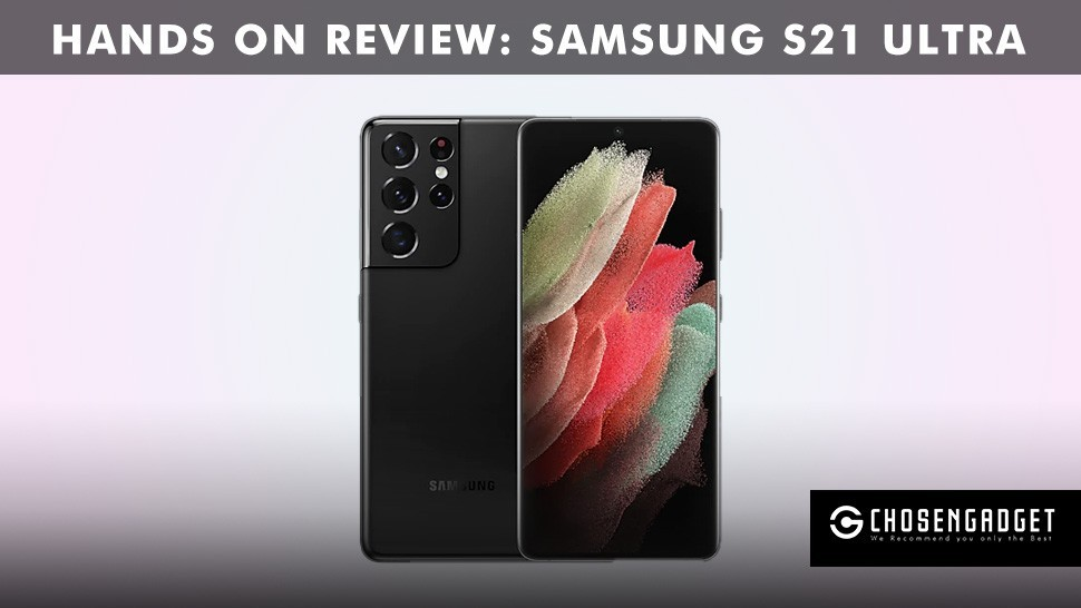 You are currently viewing Samsung s21 ultra review