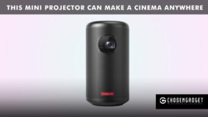 Read more about the article Anker Nebula Capsule II mini projector review