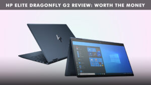 Read more about the article HP Elite Dragonfly G2 Review
