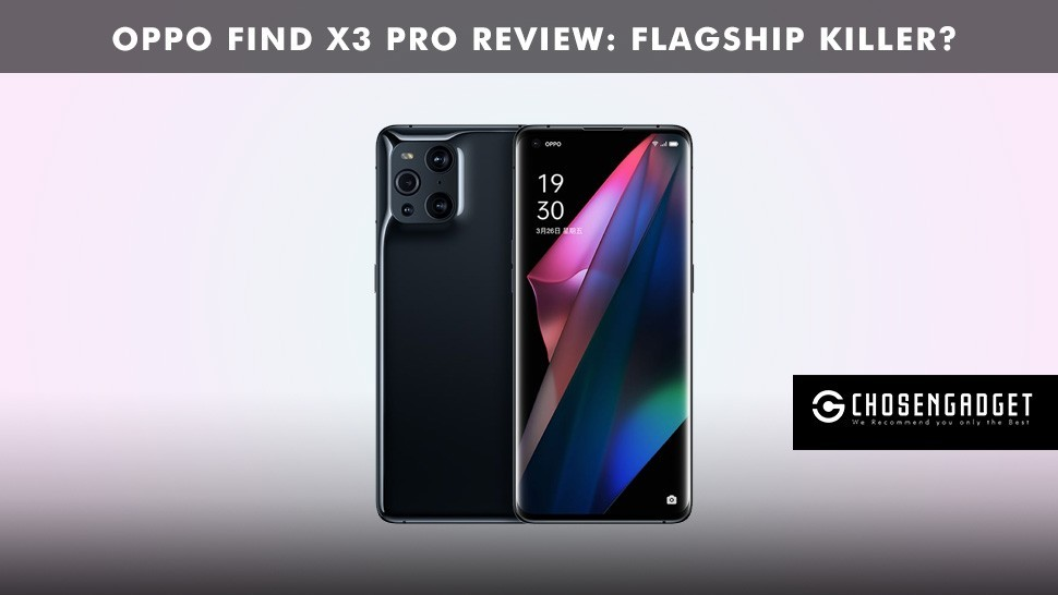 Read more about the article Oppo Find X3 Pro review