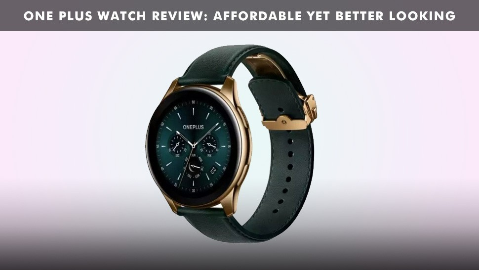 Read more about the article OnePlus Watch review