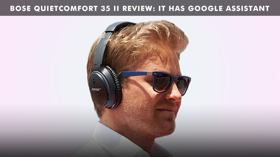 You are currently viewing Bose QuietComfort 35 II review