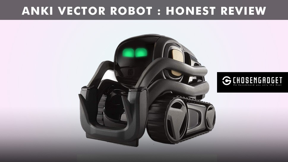 Read more about the article Anki Vector robot review