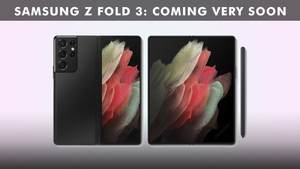 You are currently viewing Samsung Galaxy Z Fold 3