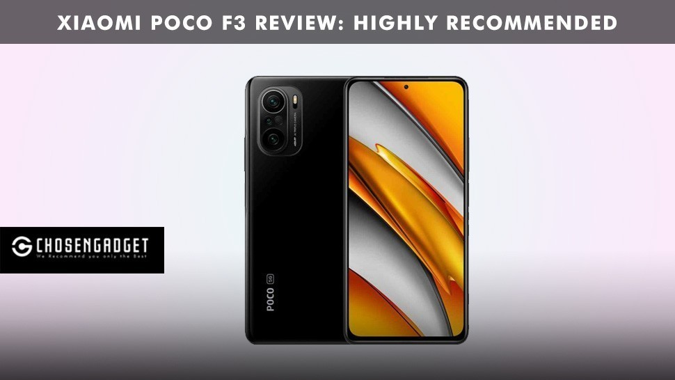 Read more about the article Xiaomi Poco F3 review