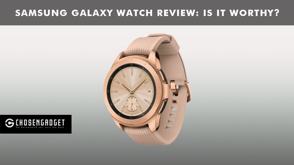 Read more about the article Samsung Galaxy Watch