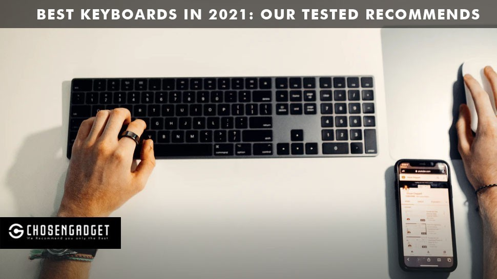 Read more about the article Best Keyboards in 2021